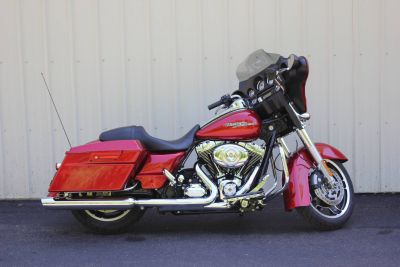 2013 Harley-Davidson Street Glide Touring Motorcycles Guilderland, NY