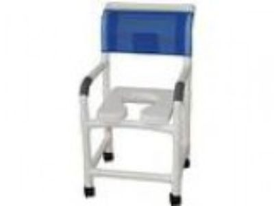 MJM International -TW-SSDE Standard Shower Chair with Soft S