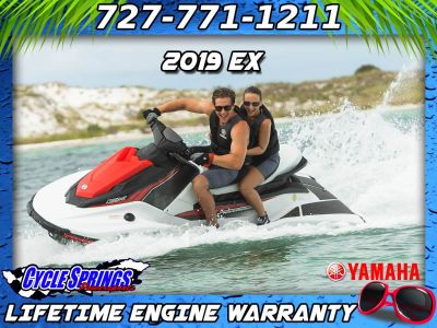 2019 Yamaha EX 3 Person Watercraft Clearwater, FL