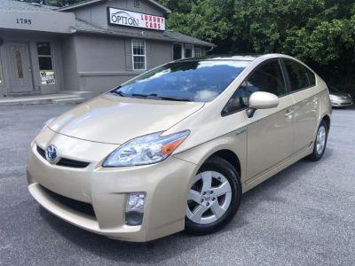 2010 Toyota Prius II (Sandy Beach Metallic)