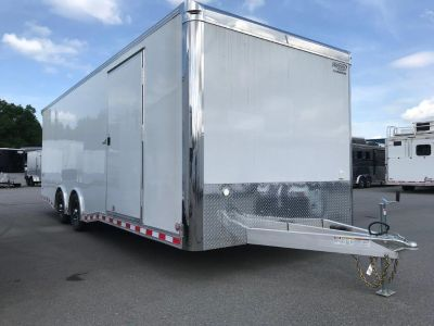 2020 BRAVO 24' ALUMINUM STAR LOADED CAR HAULER