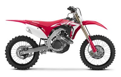2019 Honda CRF450R Motocross Off Road Motorcycles Amherst, OH
