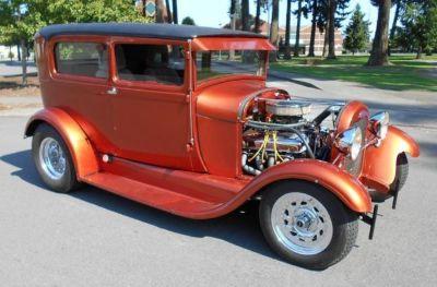 1929 Ford Sedan Street Rod