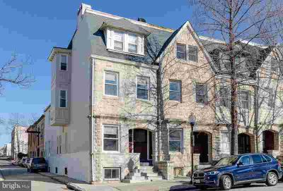 12 E Lafayette Ave Baltimore Three BR, STUNNING end unit town