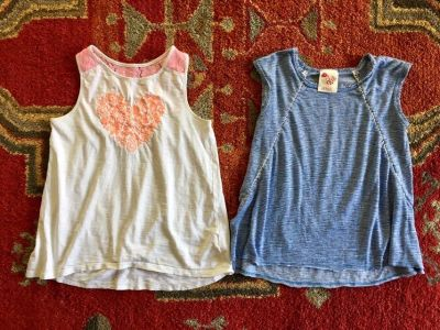 Size 10 tops - great for summer!