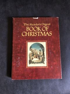 The Readers Digest Book of Christmas