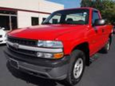 Used 2001 Chevrolet SILVERADO 1500 for sale.