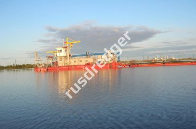 Dredger 3000  by URAL HYDROMECHANICAL PLANT, CJSC