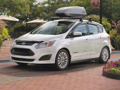 2018 Ford C-Max Hybrid Titanium (White Platinum)
