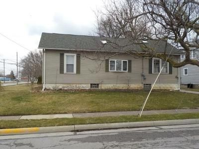 2 Bed 1.0 Bath Foreclosure Property in Sandusky, OH 44870 - 5th St