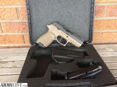 For Sale: Sig 320c 9mm