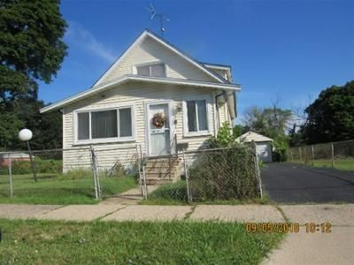 3 Bed 1 Bath Foreclosure Property in Pontiac, MI 48341 - Raeburn St