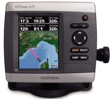 Purchase Garmin 0100076401 GPSMAP 421S PLOTTER/SOUNDER motorcycle in Stuart, Florida, US, for US $573.36