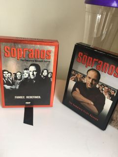 Sopranos 1st and 2nd Season