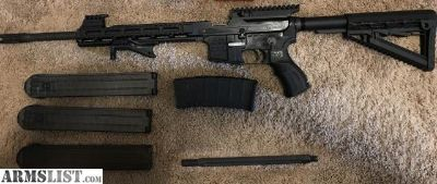 For Sale/Trade: AR FiveSeven 5.7x28 - PS90 mags