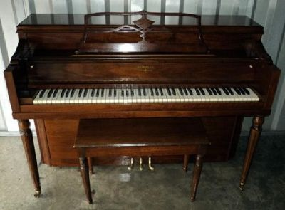 $699 HARDMAN CONSOLE PIANO-FREE DELIVERY TO 1st FLOOR NEW ENGLAND