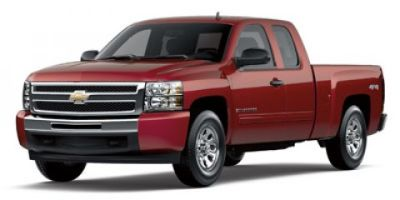 2009 Chevrolet Silverado 1500 Work Truck (Black)
