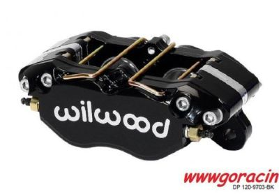 "Buy Wilwood Dynapro Lug Mount Brake Caliper,Fits .38"" Rotor,3.00"" Piston Area - motorcycle in Camarillo, California, United States, for US $156.00"