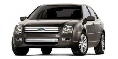 2009 Ford Fusion V6 SEL (Gray)
