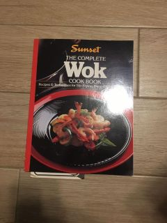 The Complete Wok Cookbook by Sunset