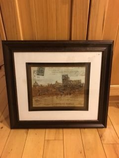 Rome picture. Great condition