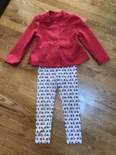 Gymboree 5/6 outfit