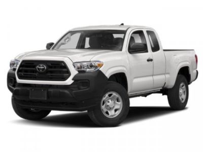 2019 Toyota Tacoma SR5 Double Cab 5' Bed V6 AT (Magnetic Gray Metallic)