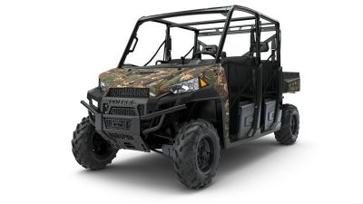 2018 Polaris Ranger Crew XP 900 EPS Side x Side Utility Vehicles Linton, IN