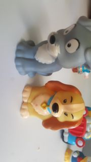 Lady and tramp little people