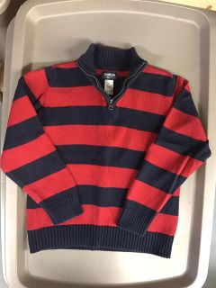 Size 7 sweater