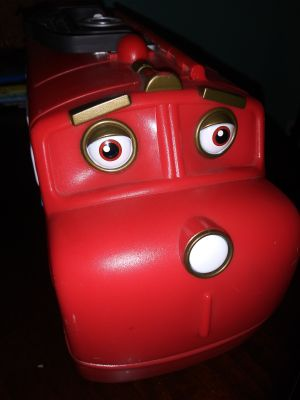 Wilson From Chuggington train carrying case