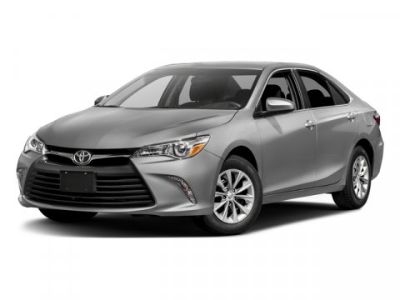 2017 Toyota Camry L (White)