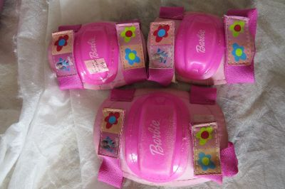Barbie Knee and Elbow pads