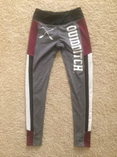 Harry Potter Quidditch Athletic Pants XS