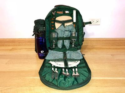 Two Person Picnic Backpack