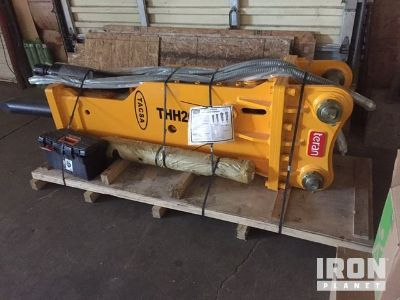 Tacsa Hydraulic Breaker - Fits Cat 325 - Unused
