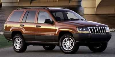 2003 Jeep Grand Cherokee Limited (Red)