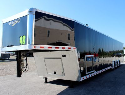 *REDUCED 36,999**2019 48' Millennium Extreme Gooseneck