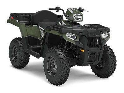 2019 Polaris Sportsman X2 570 Utility ATVs Sturgeon Bay, WI