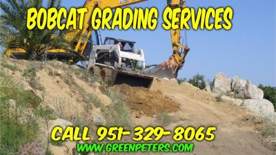 Low-Cost Bobcat Grading & Land Clearing Services in Murrieta