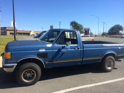 1989 Ford F1-50 Great Running Motor Flexible