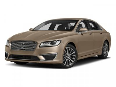 2017 Lincoln MKZ Hybrid Select (BLACK)