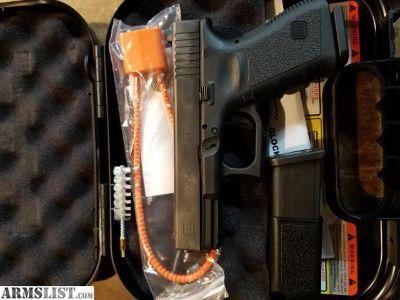 For Sale: Glock 19 Gen 3