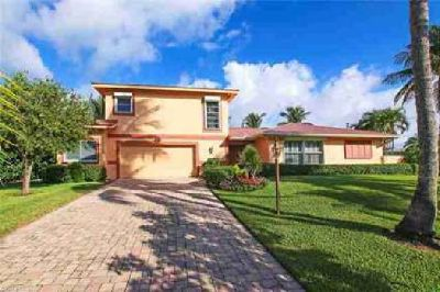 742 Sand Dollar DR Sanibel Four BR, shell harbor canal home with