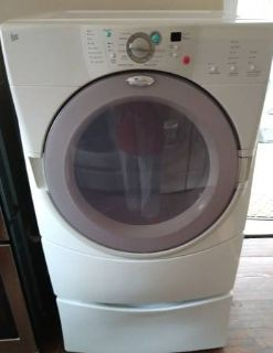 Need a good working dryer? See this whirlpool duet!