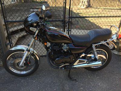 1981 Kawasaki KZ 305