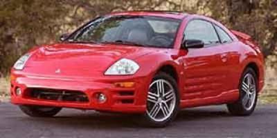 2003 Mitsubishi Eclipse GTS (Gray)