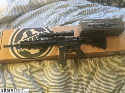 For Sale: LWRC 5.56 AR