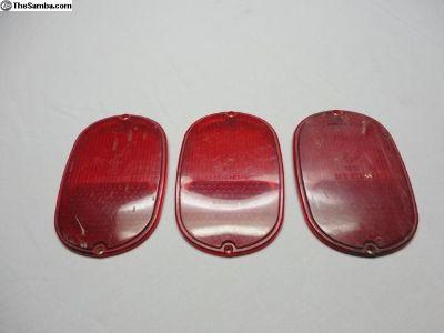 Bus Tail Light Lenses