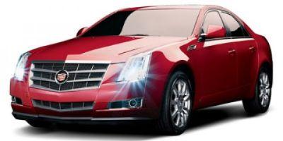 2009 Cadillac CTS 3.6L DI (White Diamond Tricoat)